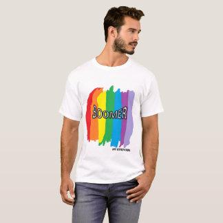 Camiseta Generación del nacido en el baby-boom de la