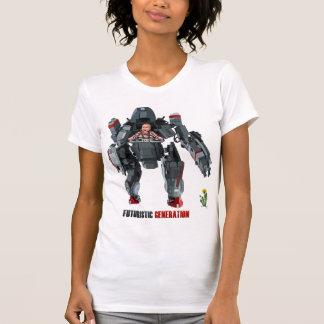 Camiseta Generación futurista
