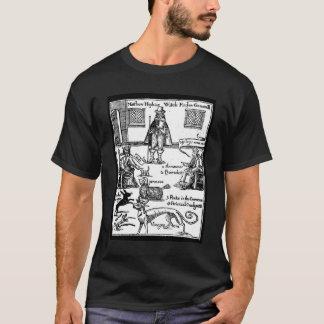 Camiseta General de Matthew Hopkins Witchfinder