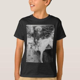 Camiseta General revolucionario mexicano de Pancho Villa
