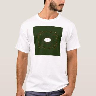 Camiseta Gente ornamental dibujada mano de la mandala