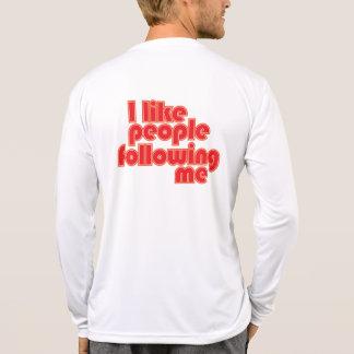 """Camiseta """"Gente que me sigue """""""