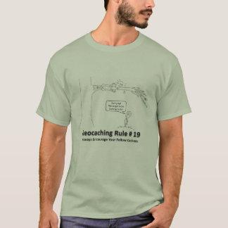 Camiseta Geocaching DNF - Estímulo 2
