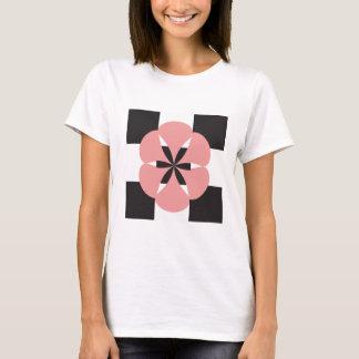 Camiseta Geometría de la flor