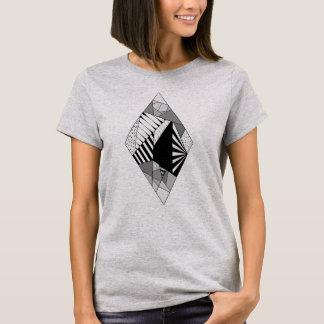 Camiseta Geometría rombo