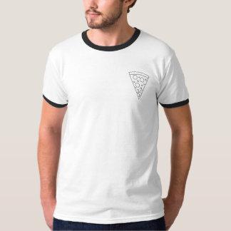 Camiseta Geometric Pizza Pocket shirt