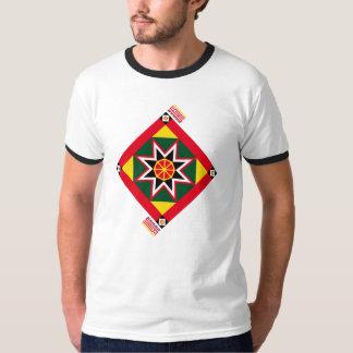 Camiseta Geometry OHOHUIHCAN