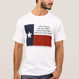 "Camiseta ""George pobre…"" - Ana Richards"