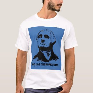 Camiseta George Washington.