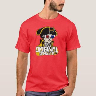 "Camiseta George Washington ""Gangsta original """