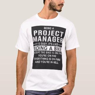 Camiseta Gestor de proyecto