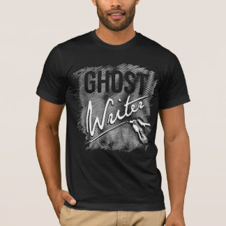 Camiseta ghostwriter