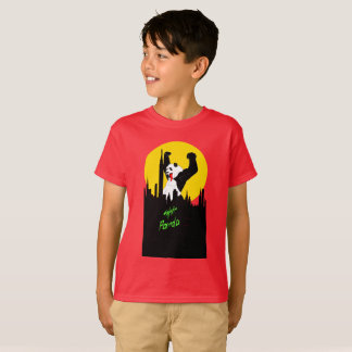 Camiseta Giant panda