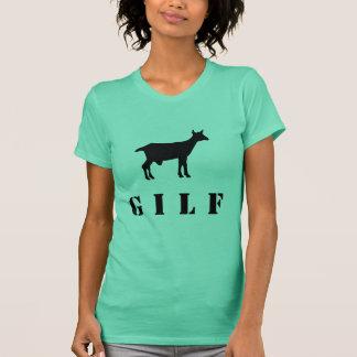 Camiseta GILF - La cabra I quisiera a F*@K