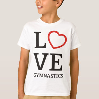 Camiseta Gimnasia del AMOR