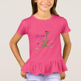 Camiseta Gimnasia del arco iris por los Happy Juul Company