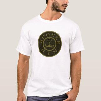 Camiseta Gimnasio de bronce