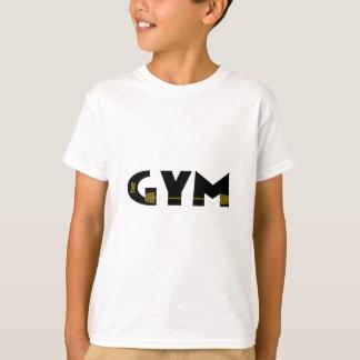 Camiseta Gimnasio y aptitud