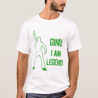 Camiseta Gino: SOY LEYENDA