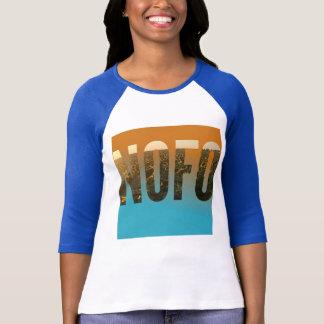 Camiseta girasol del país vinícola del Long Island del nofo