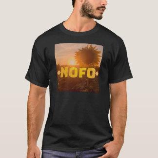 Camiseta girasoles del nofo de North Fork