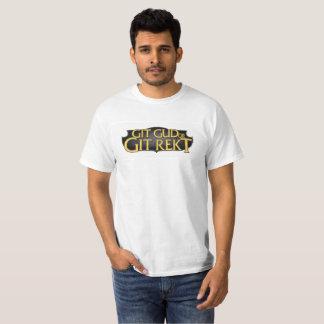 Camiseta Git Gud or Git Rekt