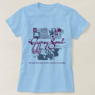 Camiseta gitana de las señoras del alma