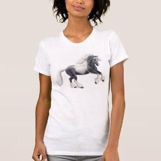 Camiseta gitana del escote redondo de Vanner de la