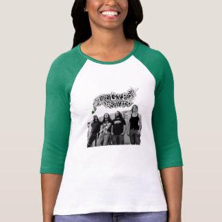 Camiseta gitana del raglán del chica de Bravado