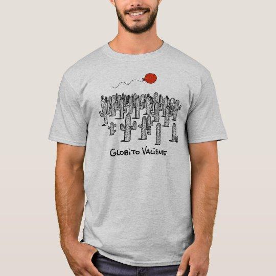 Camiseta Globito Valiente