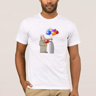 Camiseta Globos de relleno
