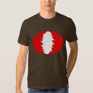 Camiseta Gnarly de la bandera de Perú