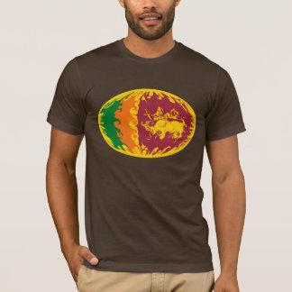 Camiseta Gnarly de la bandera de Sri Lanka