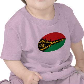 Camiseta Gnarly de la bandera de Vanuatu