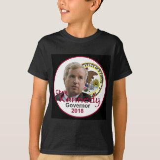 Camiseta Gobernador de Chris KENNEDY