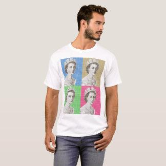 Camiseta God Save the Queen x 4