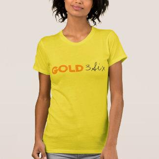 Camiseta GOLD3Six - Modificado para requisitos particulares