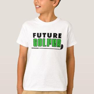 Camiseta Golfista futuro