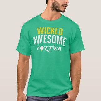 Camiseta Golfista impresionante travieso
