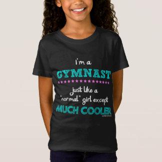 Camiseta Golly chicas - soy gimnasta