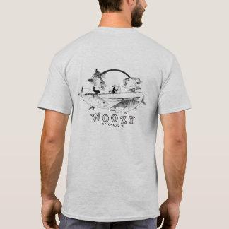 Camiseta Golpe costero aturdido de Seacraft