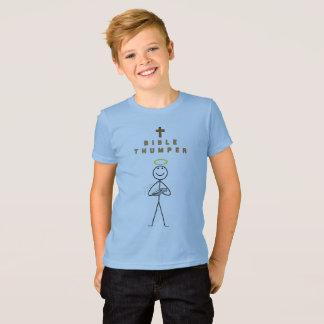 Camiseta Golpeador de la biblia