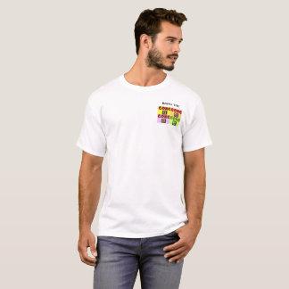 Camiseta Golpee el GONGO