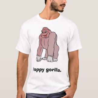 Camiseta Gorila feliz