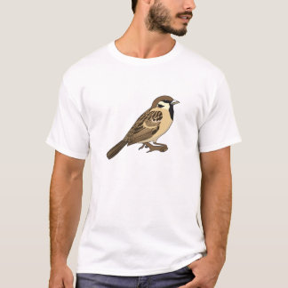 Camiseta Gorrión de Shellina