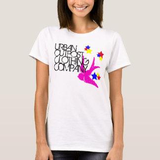 Camiseta Gorrión-Estrella del UO [mujeres]