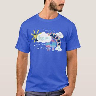 Camiseta Gotas de lluvia felices de los duendes el  