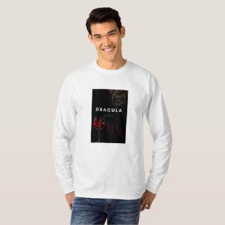 Camiseta gótica de Drácula