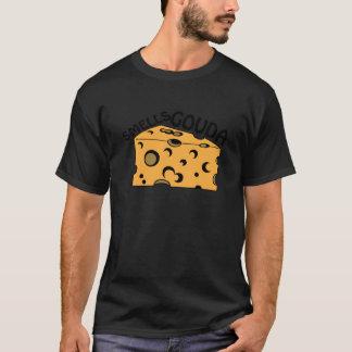 Camiseta Gouda de los olores