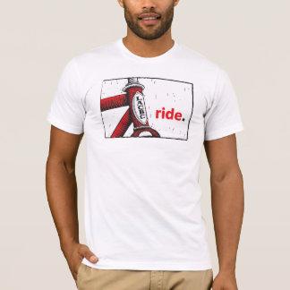 Camiseta Grabar en madera del paseo